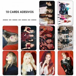 Cards Adesivos - BLACKPINK Kill This Love