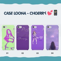 Case LOONA - CHOERRY