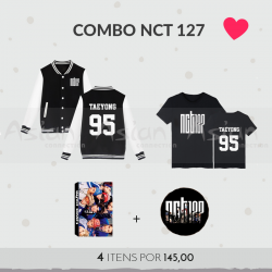 COMBO 4 Itens NCT