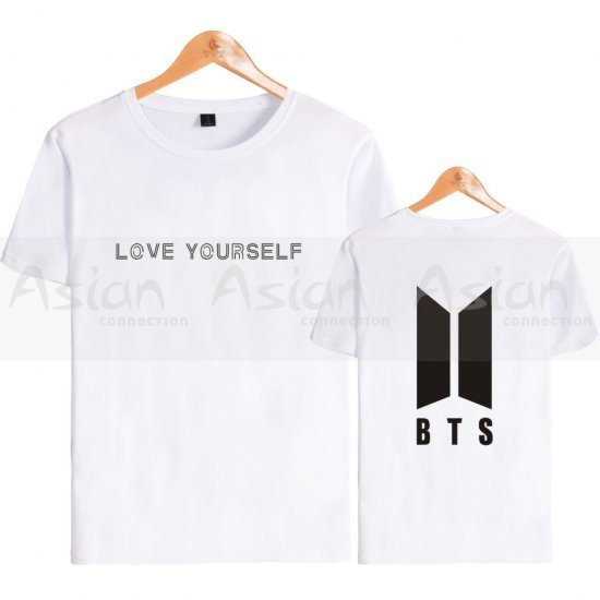 COMBO 7 Itens BTS - Love Yourself - Asian Connection