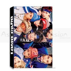 Lomo Cards - NCT 127