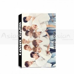 Lomo Cards - WANNA ONE