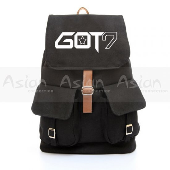 Mochila GOT7 - Asian Connection